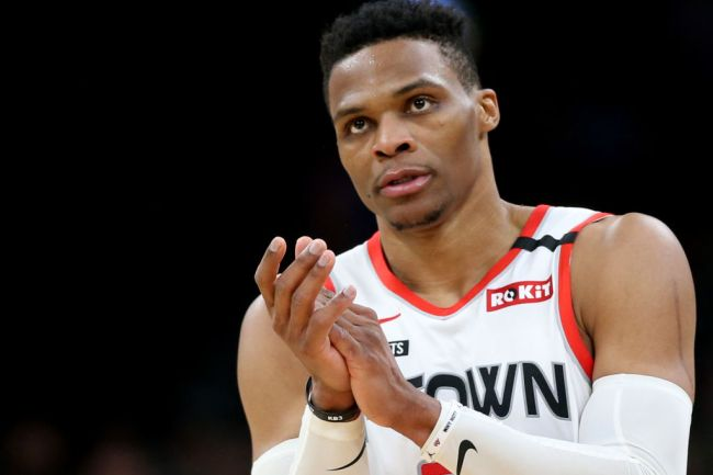 russell westbrook bubble hotel housekeepers tip