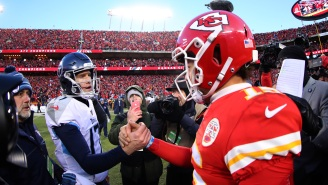 Don't Look Now, But Ryan Tannehill's Been Outplaying Some Guy Named Patrick Mahomes