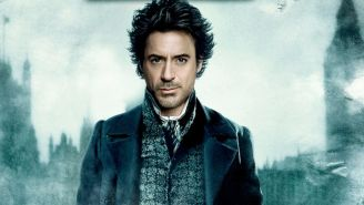 Robert Downey Jr. Says He's Launching A 'Sherlock Holmes Cinematic Universe', Which Is… Something?