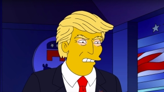 The Internet Loses Its Mind After Thinking 'The Simpsons' Predicted Donald Trump's COVID Diagnosis (They Didn't)