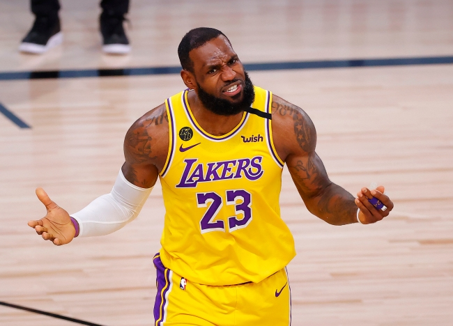 FS1's Skip Bayless goes on another rant about why winning an NBA title will hurt LeBron James' quest to be the GOAT