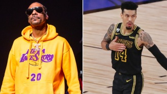 Snoop Dogg Goes On Profane Tirade And Curses Out Lakers' Danny Green For Missing Wide Open 3-Pointer At The End Of Game 5 NBA Finals