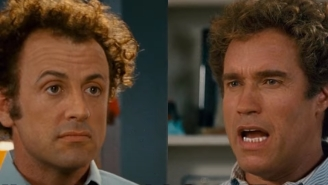 Glorious 'Step Brothers' Deepfake Stars Stallone And Schwarzenegger – They Just Became Best Friends