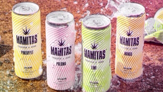 Mamitas Tequila And Soda – Sparkling Tequila In A Can For The Calorie Conscious