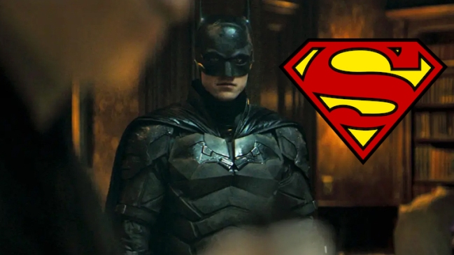 Leaked Set Photos Suggest Superman Exists In The Universe Of 'The Batman'