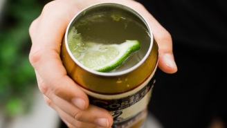 Turn Any Beer Can Into A Usable Cup With This Cool Tool