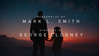 Netflix Unveils Epic Trailer For 'The Midnight Sky', George Clooney's Post-Apocalyptic Space Adventure