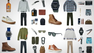 50 'Things We Want' This Week: Flannels, Flasks, And Fall Fashion For The Fellas