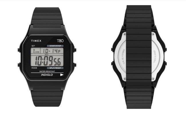 Timex 80 Watch