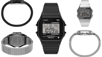 This 1980s-Inspired Timex Watch Is A Steal At Only $59 And Perfect For Everyday Wear