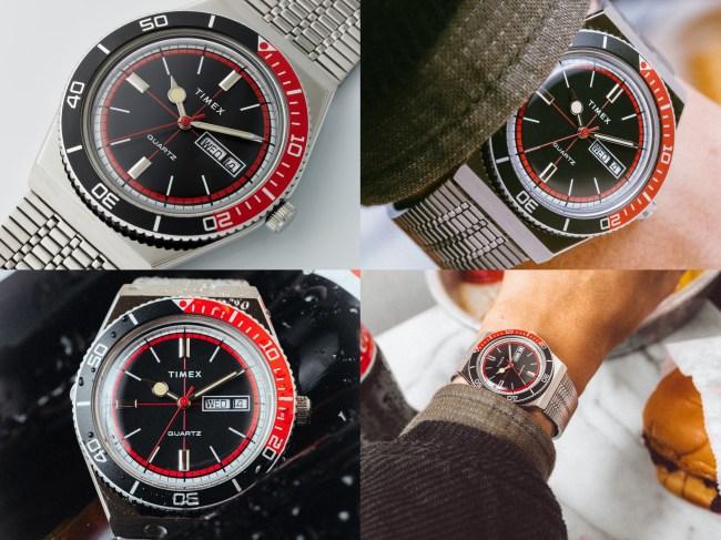 Timex Cola Sport Watch