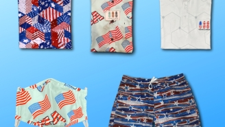 These Tropical Bros, All-American Hawaiian Shirts Are Perfect For Those Warm Getaways You're Planning This Fall