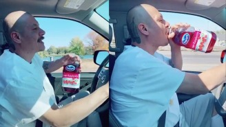 Ocean Spray Bought 420doggface208 A Brand New Truck After Going Viral With Cranberry Juice