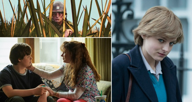 What's New On Netflix In October 2020: 'The Crown, The Liberator, Hillbilly Elegy, AHS: 1984' And More