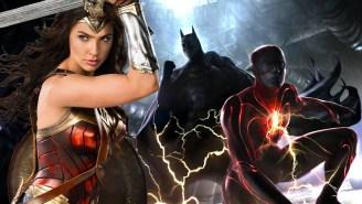 Gal Gadot's Wonder Woman RUMORED To Appear In 'The Flash' Alongside The Batmans (Batmen?)