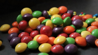 Mom Goes Viral After Realizing She's Been Giving Kids 'Zombie Skittles' For A Month Without Realizing What's Inside The Bags