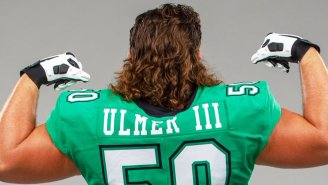 This Marshall University Offensive Lineman Had The Flop Of The Year And Deserves An Academy Award
