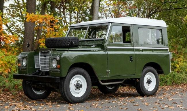 Best Vintage SUVs For Sale Online This Week