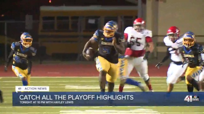 310-Lb High School Quarterback Howard Brown Feels Like Lamar Jackson