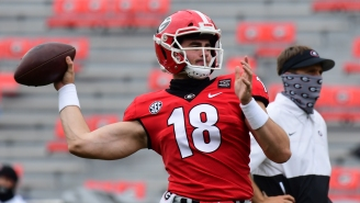 Georgia Football Is Finally Starting J.T. Daniels Against Mississippi State, Setting The Former Five-Star Recruit Up For Big Numbers