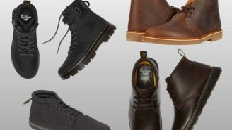 Today's Best Boot Deals: Clarks, Dr. Martens, and Wolverine!
