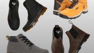 Today's Best Boot Deals: Dr. Martens, Carhartt, and Timberland!