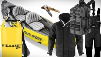 12 Perfect Holiday Gifts For The Outdoor Adventurers In Your Life