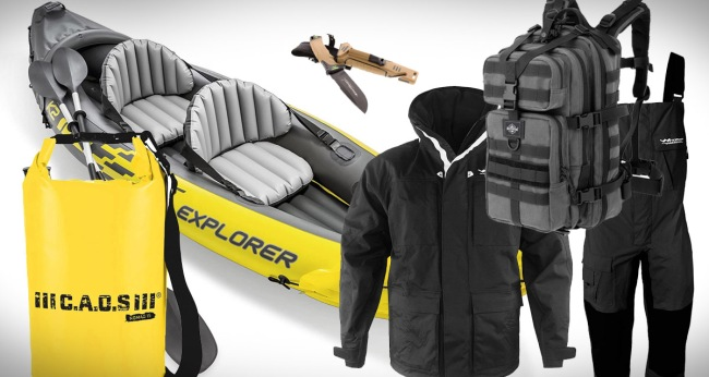 Best Holiday Gifts For Outdoor Adventurers Christmas Guide