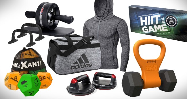Best Gifts Workout Gym Freak Christmas Guide Deals