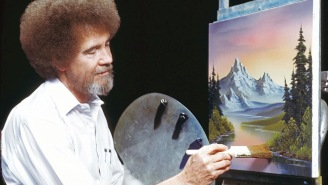 I Can't Sleep Without Watching Bob Ross And Here's How I Got To This Point