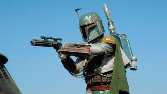 A Boba Fett Series Is In The Works At Disney+, Could Begin Production Next Week