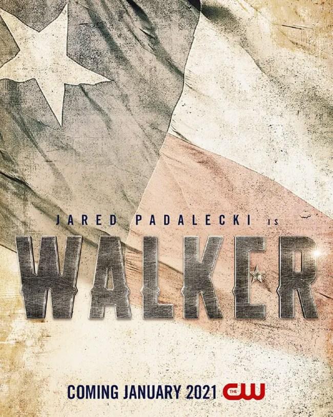 Brand New Teaser Trailer For The CWs Walker Texas Ranger Reboot Released