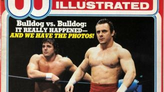 Bret Hart Recalls Funny-But-Insane Prank The British Bulldogs Would Pull Every Time They Left A Bar Drunk