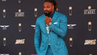 NFL Fashion Review Week 11: Cam Jordan's Grateful Dead-Michael Jackson Tribute And Jacob Martin's Outfit Must Be Seen To Be Believed