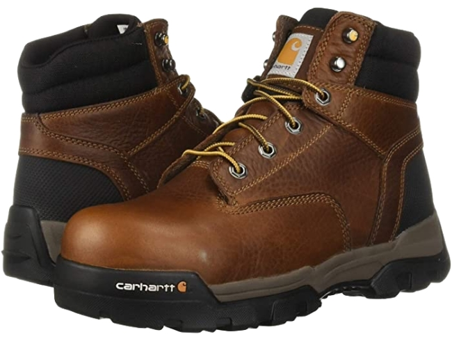 """Carhartt Ground Force 6"""" Composite Toe Boot"""