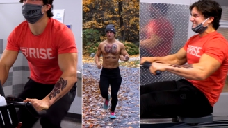 This Guy Ate And Trained Like Conor McGregor And The Cardio Session Alone Looks Like Absolute Murder