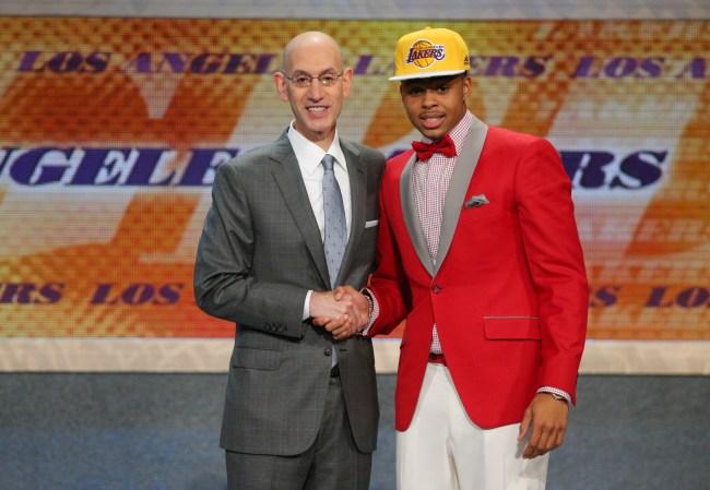 D'Angelo Russell NBA Draft