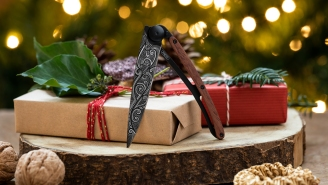 Why A Deejo Knife Is A Better Present Than Sweatpants
