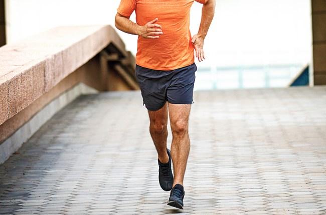 Dad Runs Marathon Around Hospital