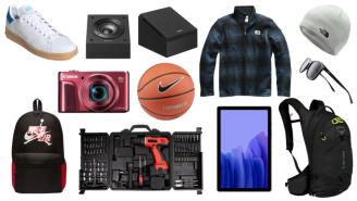 Daily Deals: Cameras, Backpacks, Tablets, North Face Sale And More!