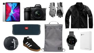 Daily Deals: Speakers, iPads, Digital Cameras, adidas Sale And More!