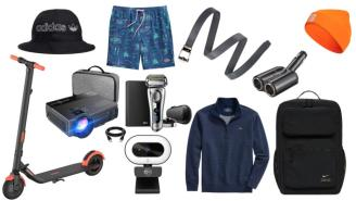 Daily Deals: Webcams, Mini Projectors, Scooters, adidas Sale And More!