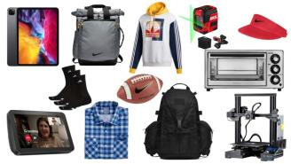 Daily Deals: 3D Printers, iPads, Toasters, Bags, Nike Sale And More!