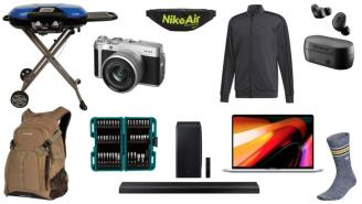 Daily Deals: MacBook Pros, Cameras, Bit Sets, Nike Sale And More!