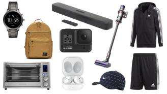 Daily Deals: GoPros, Soundbars, Toaster Ovens, adidas Sale And More!