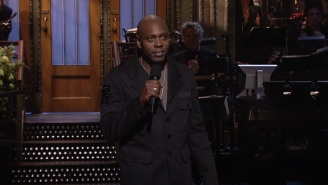Time Is A Flat Circle: Dave Chappelle To Host Post-Election 'Saturday Night Live'
