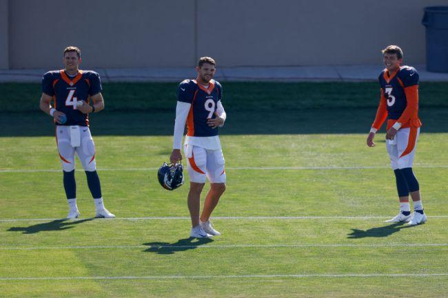 Denver Broncos Quarterbacks Covid