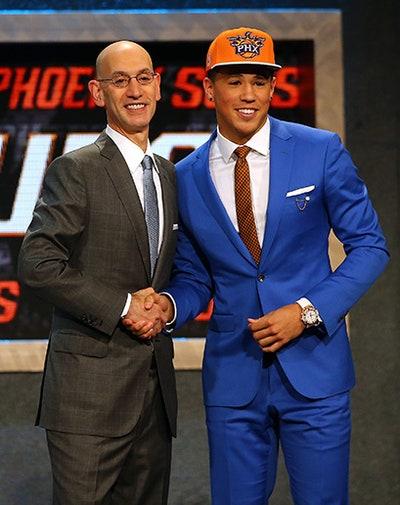 Devin Booker NBA Draft