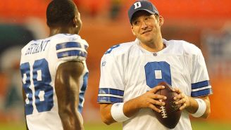 Dez Bryant Puts Out Simple Tweet After Drew Brees Injury To Remind People Of Tony Romo's Similar Heroics