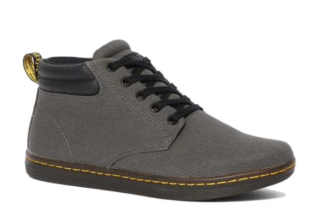 Dr. Martens Maleke Twill Canvas Casual Boots